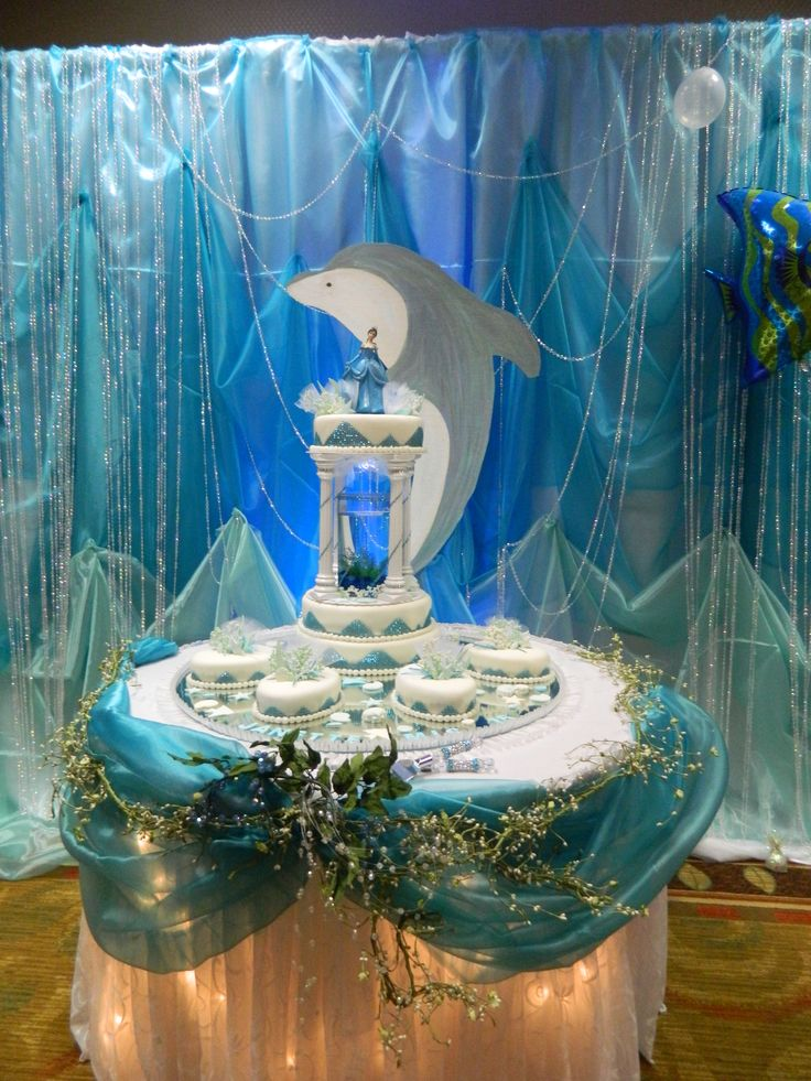 Sea Wedding Decorations