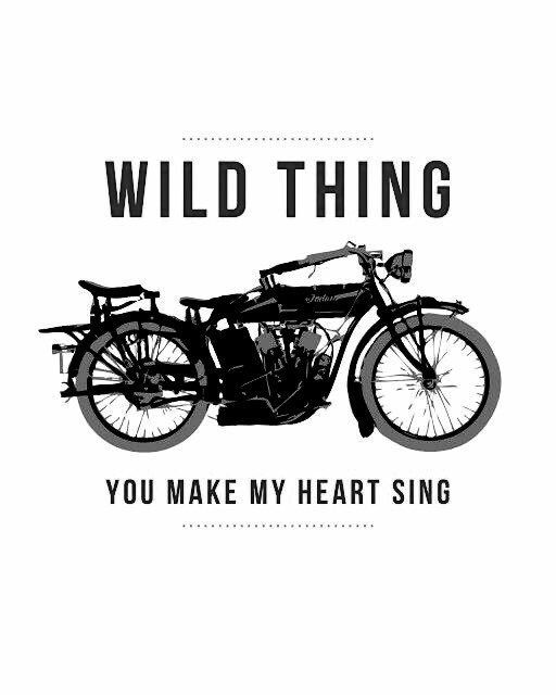 Happy Bike Valentines Day Dirt