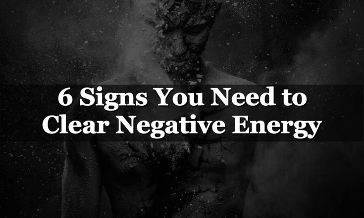Cleared All Negative Energy Quotes