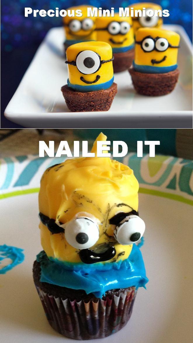 Nailed It Pinterest Fails