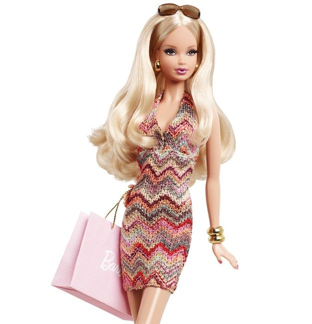 Barbie Fashion City Game Rules