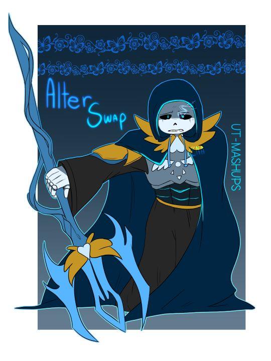Undertale Cute And Papyrus Sans