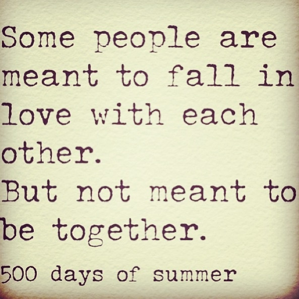 People Fall Some Be 500 Are Summer Days Not Together Meant Meant Love