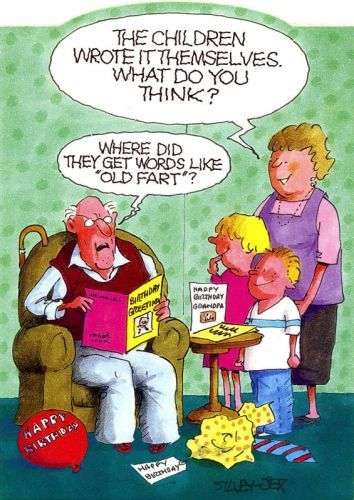 Happy 50th Birthday Jokes