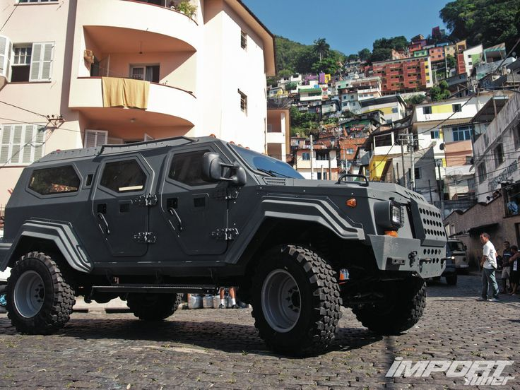 Armored Car Fast Five