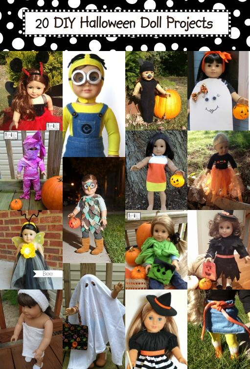 American Girl Doll Sized Printables
