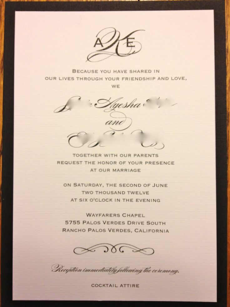 Affordable Wedding Invitations Online