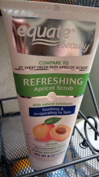 St Ives Apricot Cleanser Fresh Skin Review