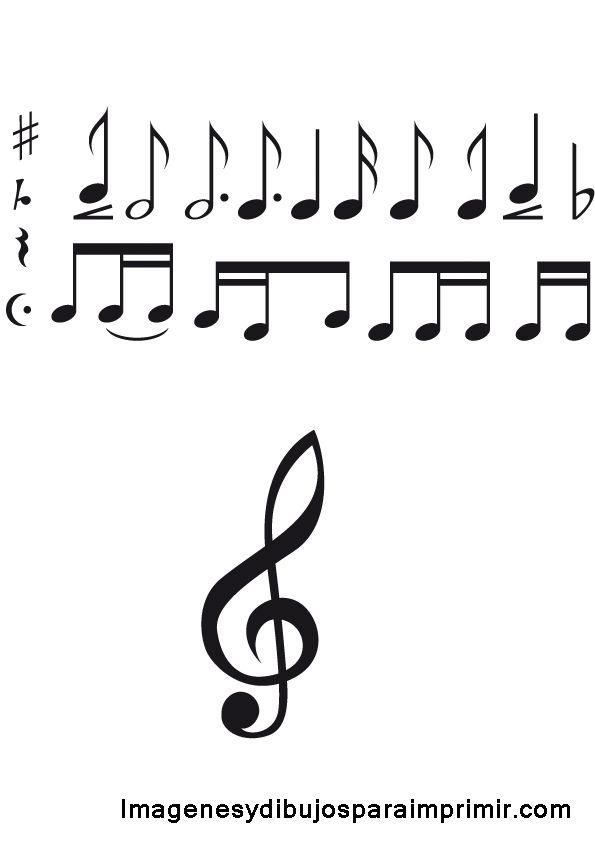Violin Sheet Music Symbols