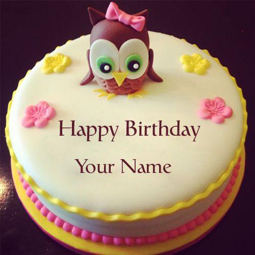 Happy Birthday Cake Quotes Name