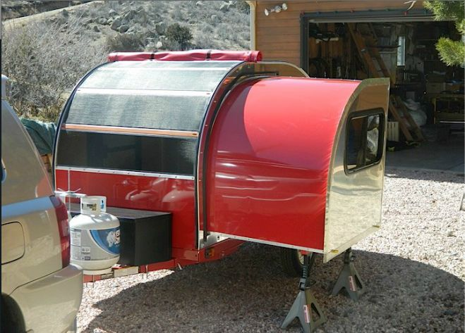 Outs Travel Slide Trailers