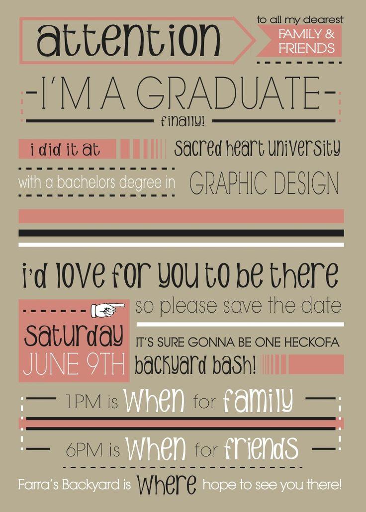 Make Graduation Invitations Online