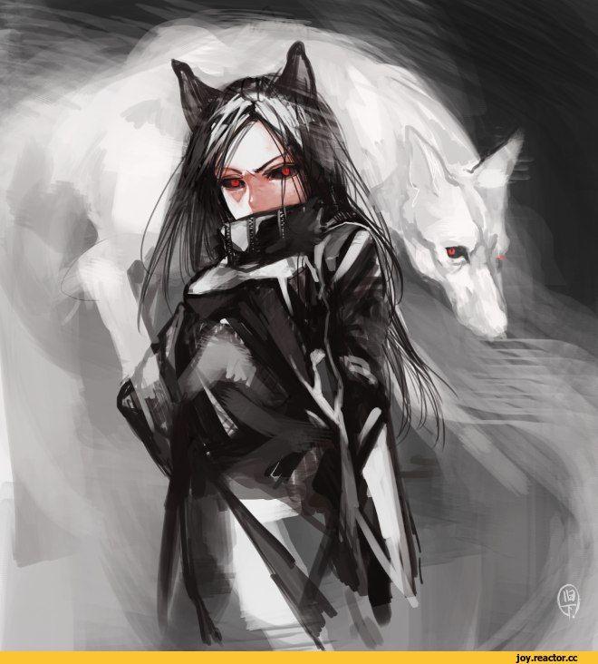 Tokyo Ghoul Devil Ape Black Dog And