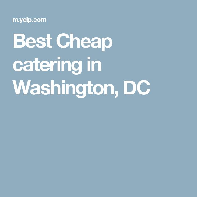 Cheap Food Catering Near Me