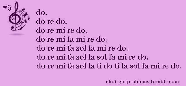 Ti Fa La Me Rei Do Do So