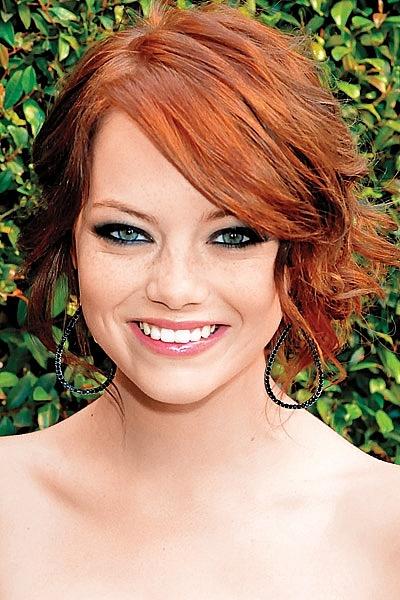 Red Amp Eye Blue Makeup