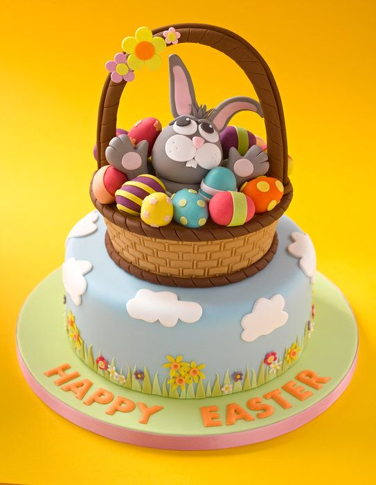 Easter Cakes Images