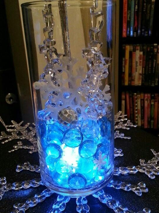 Led Base Lights Vases
