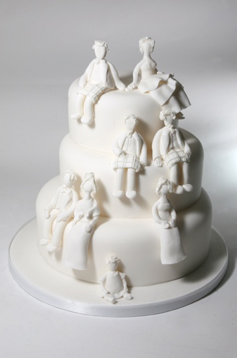 Various Types Cakes