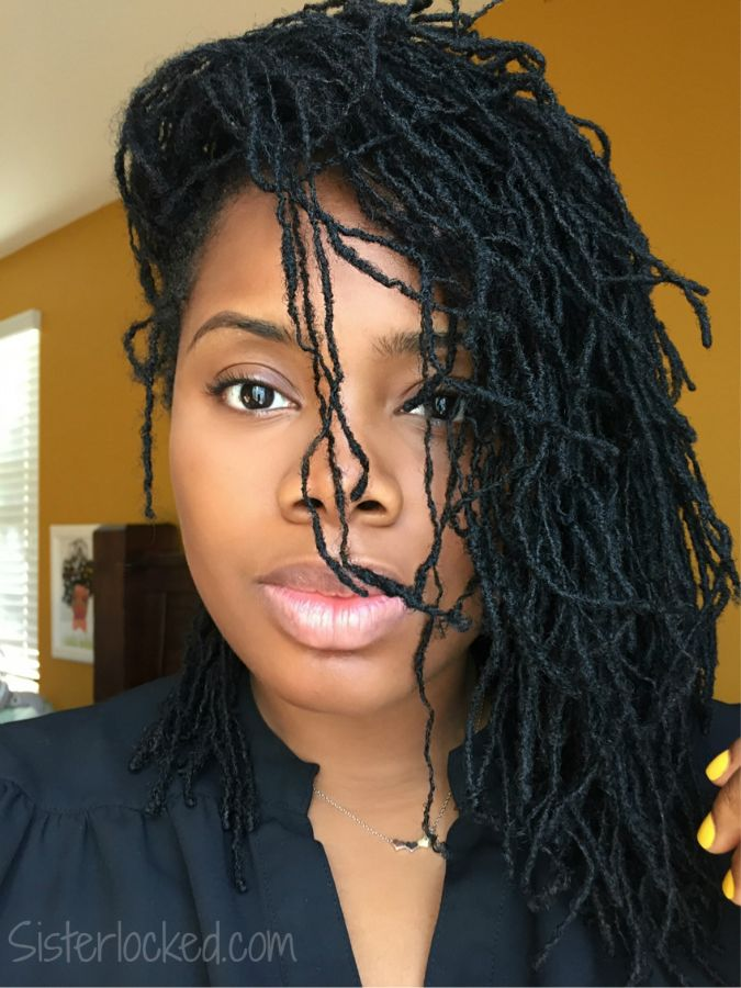 Dreads Interlock Hair Styles