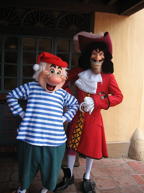 Captain Hook Hat Boys