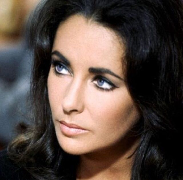Natural S Eye Elizabeth Taylor Violet
