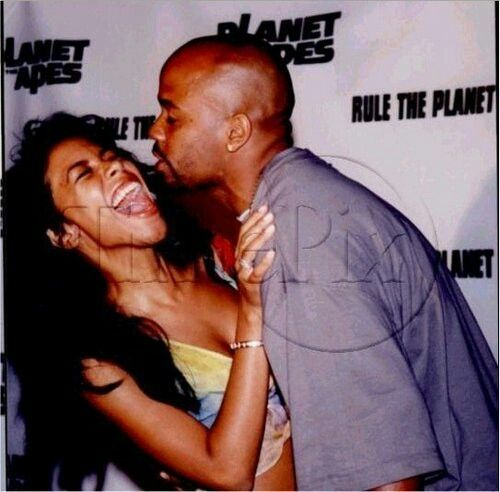 Aaliyah And R Kelly Relationship