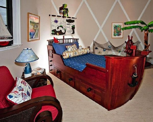 1000 Images About Nautical Themed Bedrooms On Pinterest