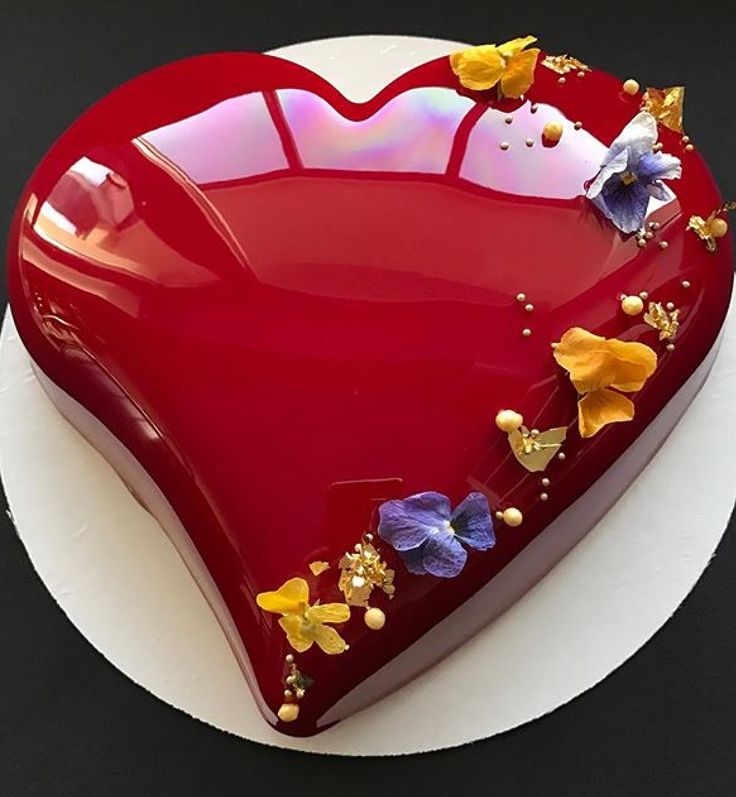 Triple Chocolate Mousse Torte
