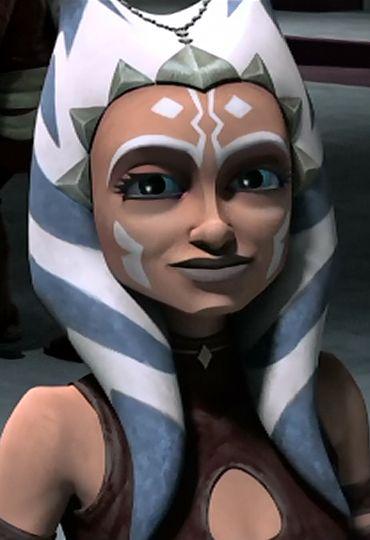 Star Wars Rebel Commander Ahsoka