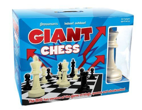 Mold Chess Pieces Giant