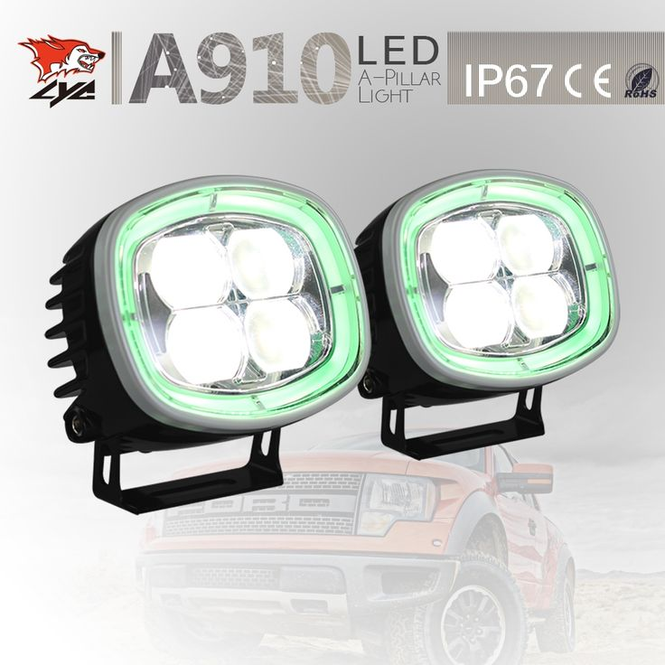 Led Spotlights Jeeps