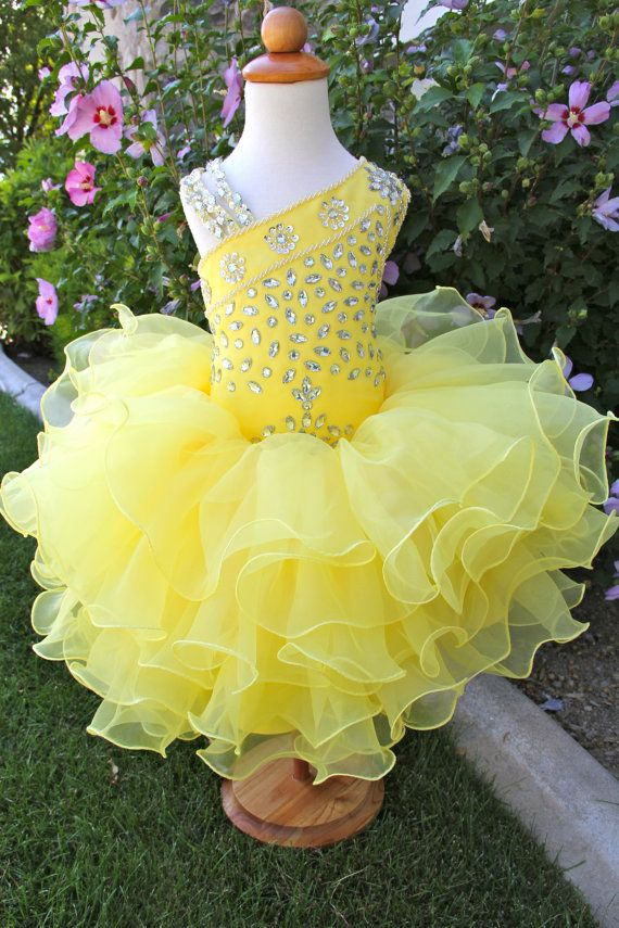 Yellow Dress 3 Year Old