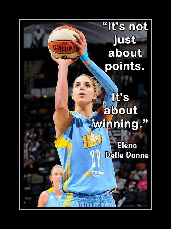 Sayings Quotes And Basketball Girls