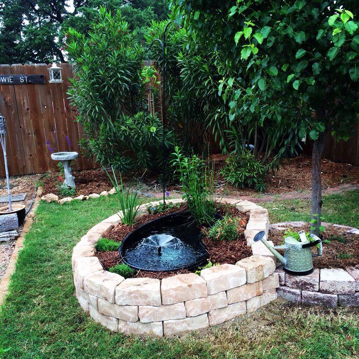 Small Above Ground Garden