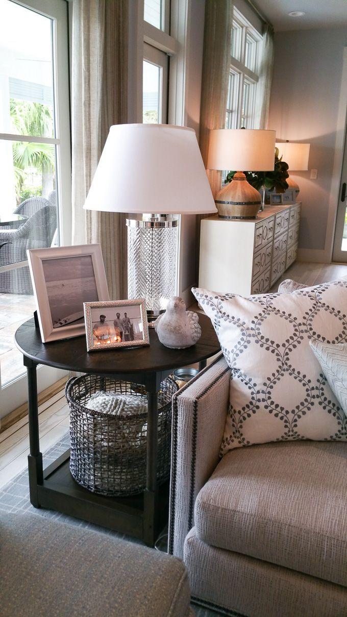 Table Living Room Ideas