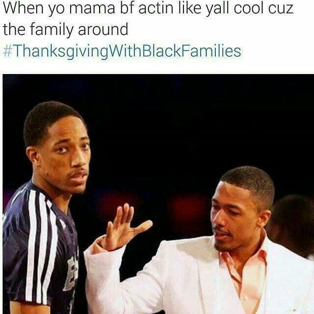 Memes Black Funny People Thanksgiving