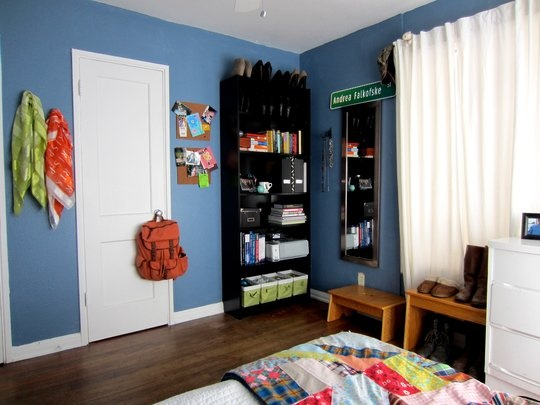 Color Paint Bedroom
