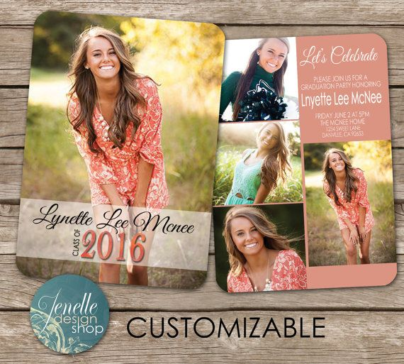 Senior Announcements 2017