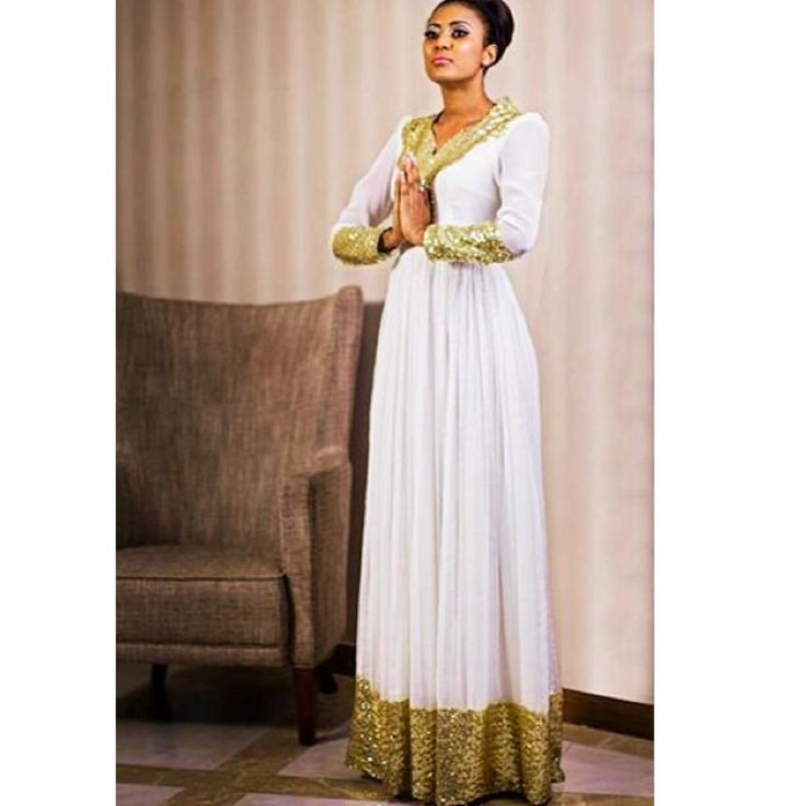 Habesha Fashion Dresses
