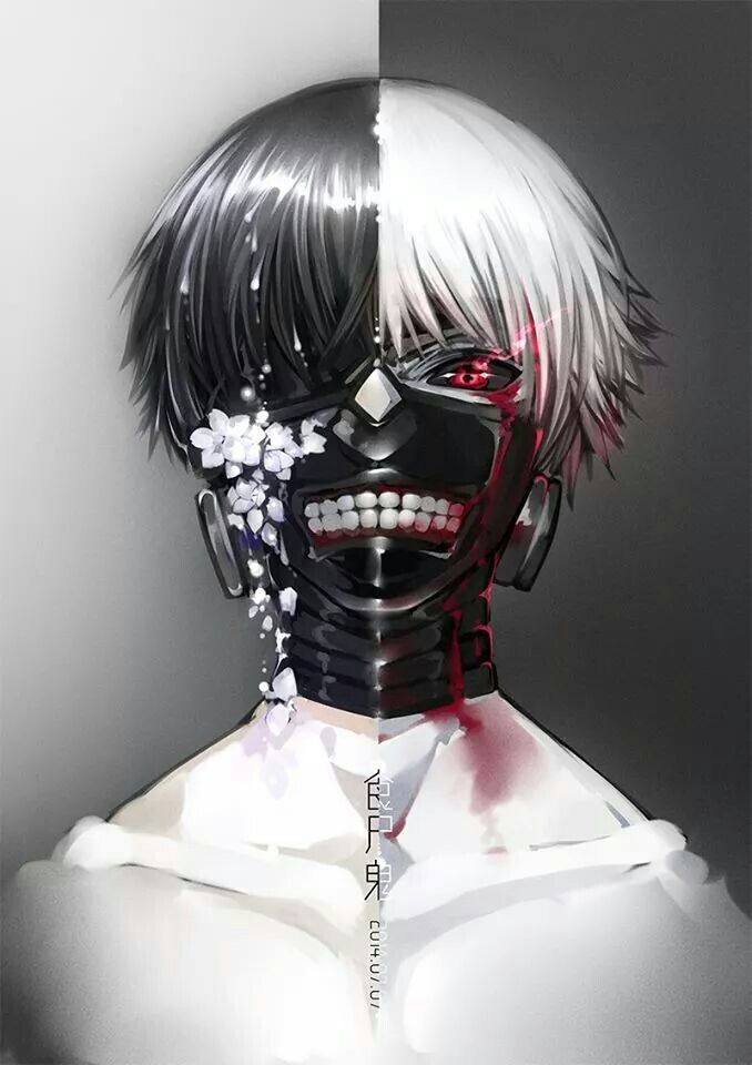 Characters White Haired Tokyo Ghoul