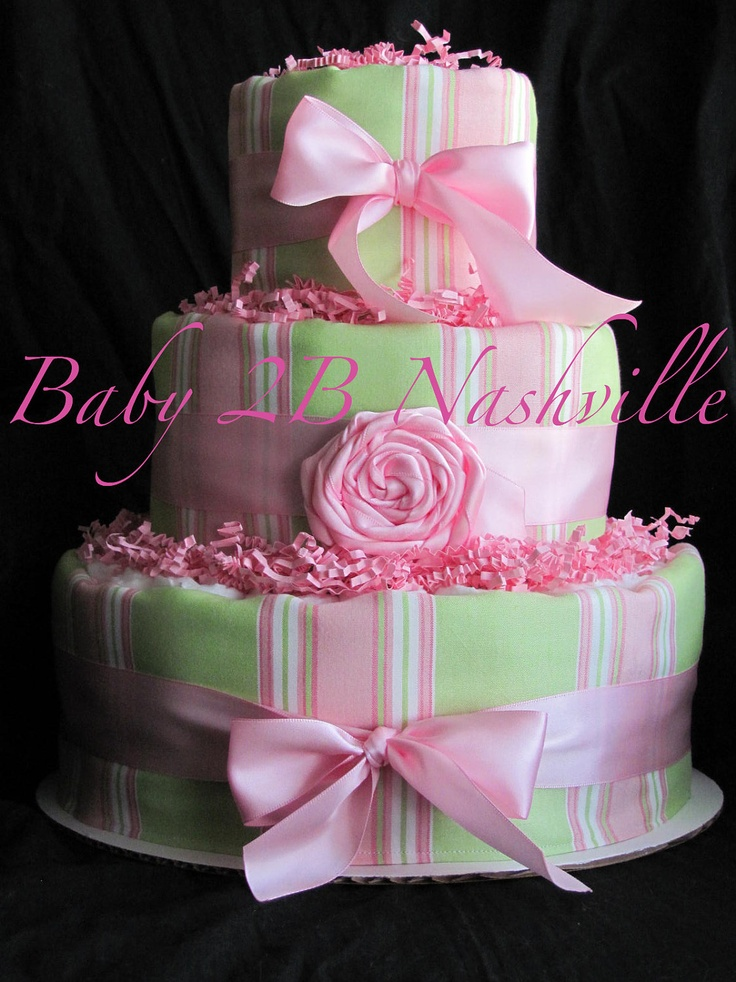 Camo Baby Girl Shower Cake Designs