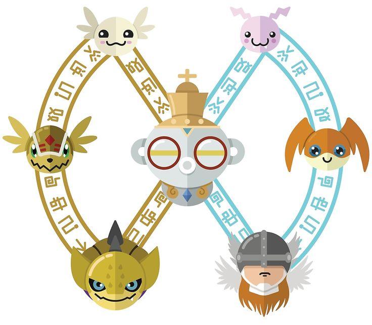 Adventure Digivolve 02 Digimon Dna