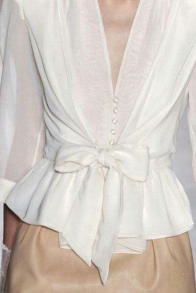 627 best images about beautiful blouses on Pinterest