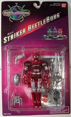Beetle Borgs Les Fortunes