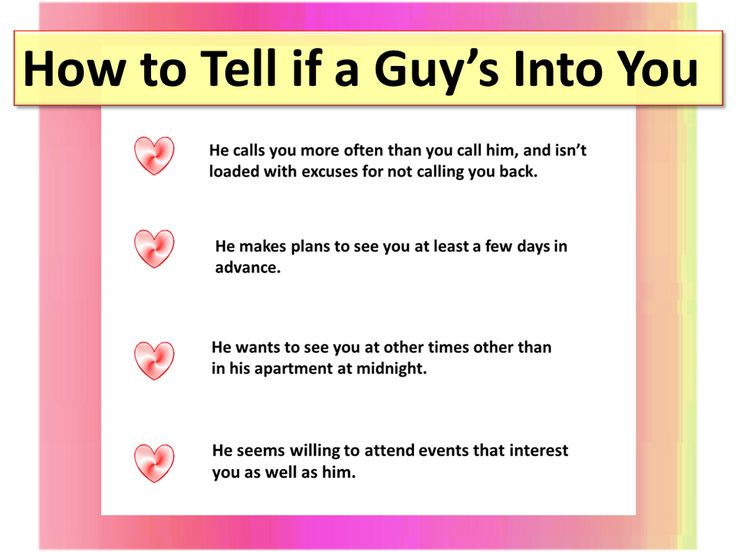 How Know If Man Wants Marry You
