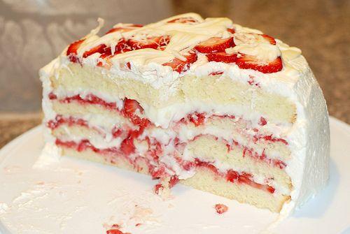 True Cleveland Cassata Cake Recipes Pinterest