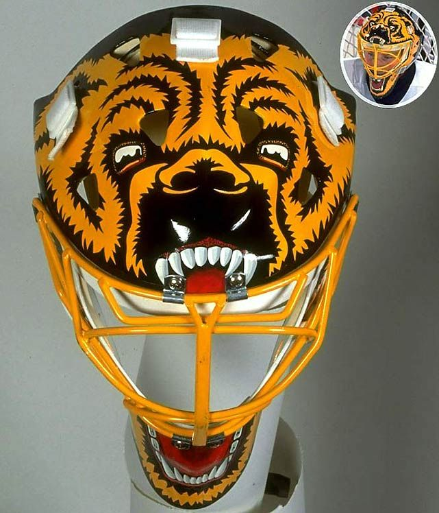 Nhl 2013 Goalie Helmets