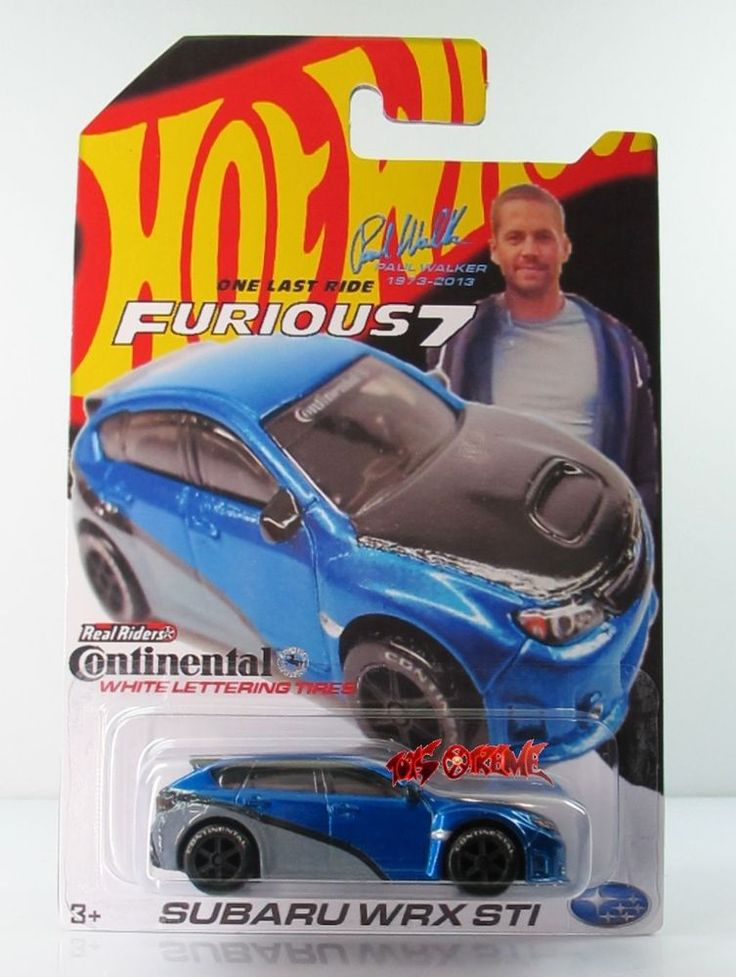 Wheels Fast And Sti Furious What Are