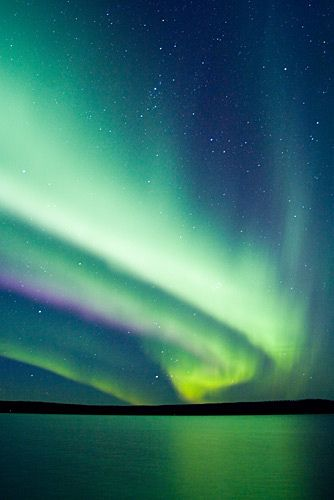Can You See Northern Lights China
